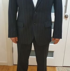 Men's Stripe Suit
